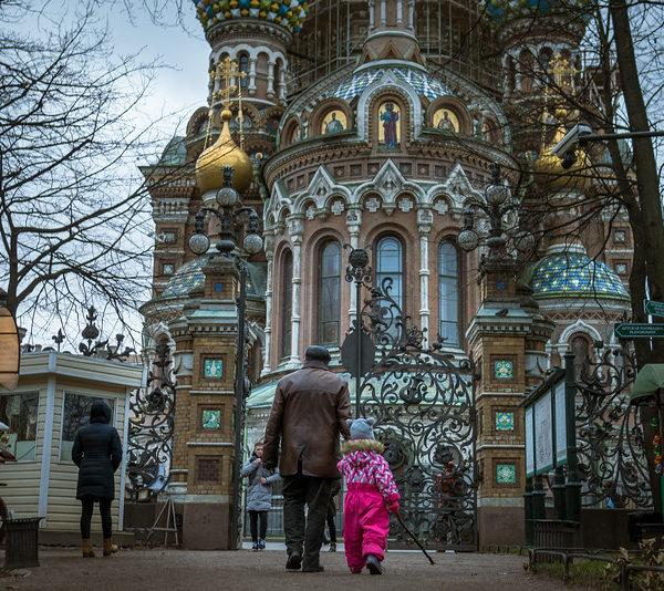 A Little Adrift… Dispatch from Russia: Upending Cultural Assumptions