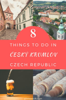 8 Things to Do in Cesky Krumlov, Czech Republic